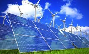 Nachhaltige Energien