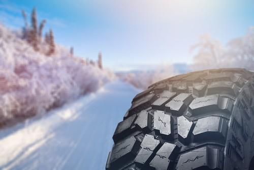 Unfall ohne Winterreifen
